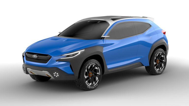 2019 Subaru VIZIV Adrenaline concept 539276