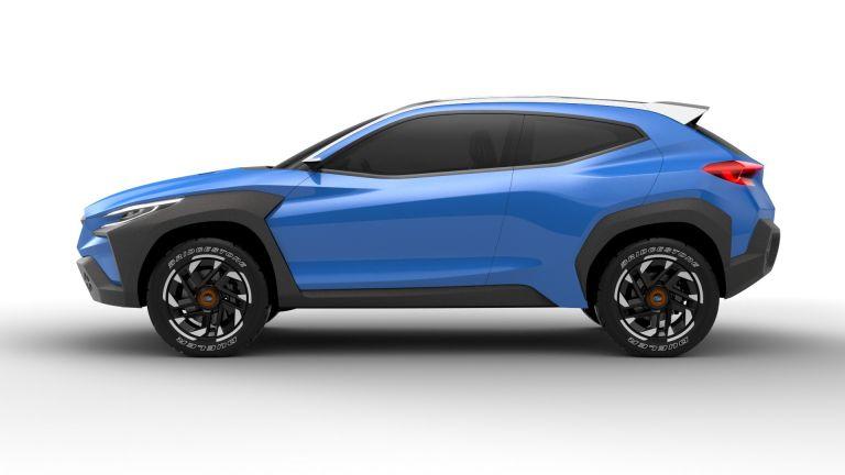 2019 Subaru VIZIV Adrenaline concept 539277