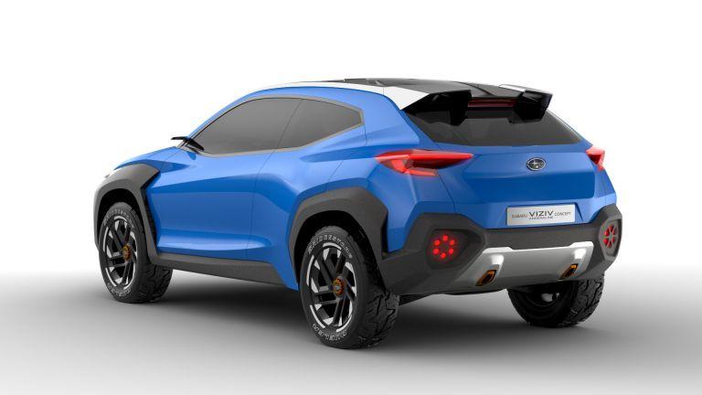 2019 Subaru VIZIV Adrenaline concept 539278