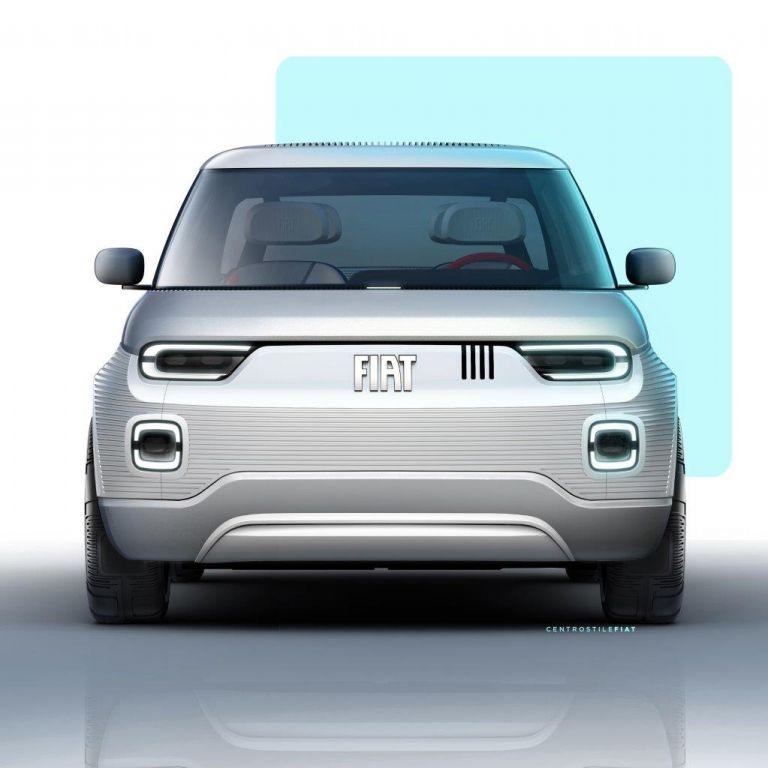 Fiat Centoventi Concept Geneva 2019 Photo Gallery Autoblog
