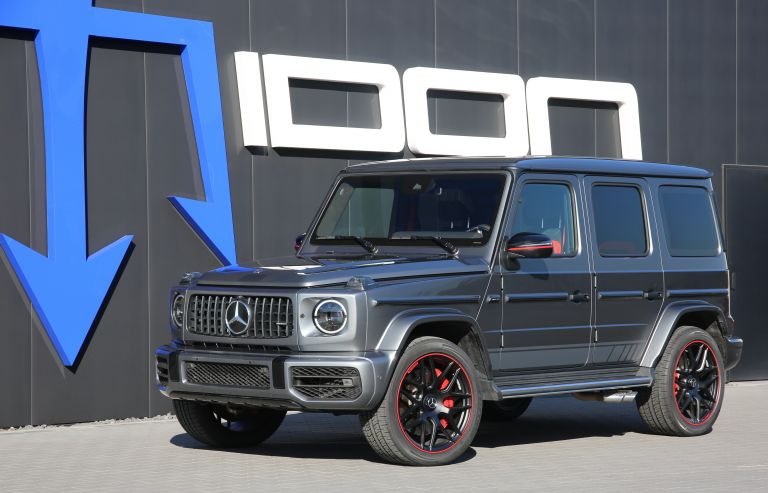 2019 Mercedes-AMG G 63 ( W463 ) by Posaidon 539552