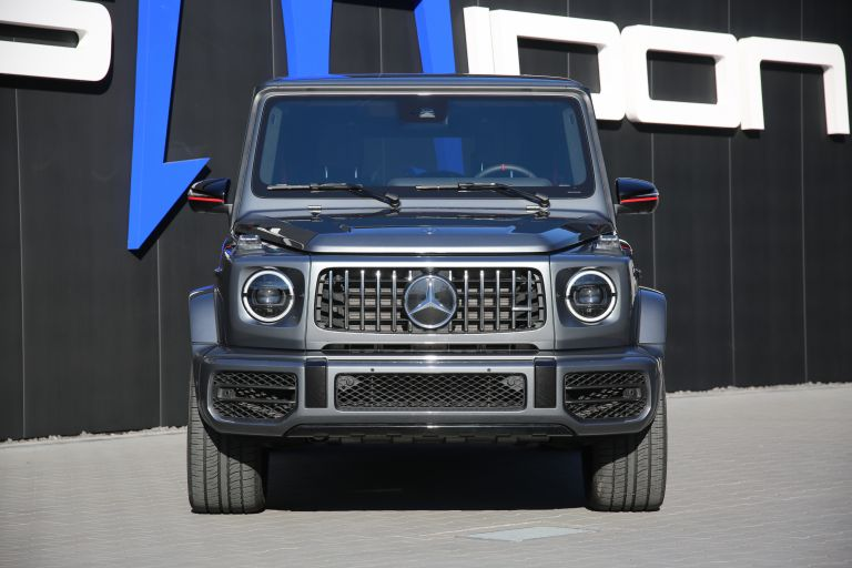 2019 Mercedes-AMG G 63 ( W463 ) by Posaidon 539555
