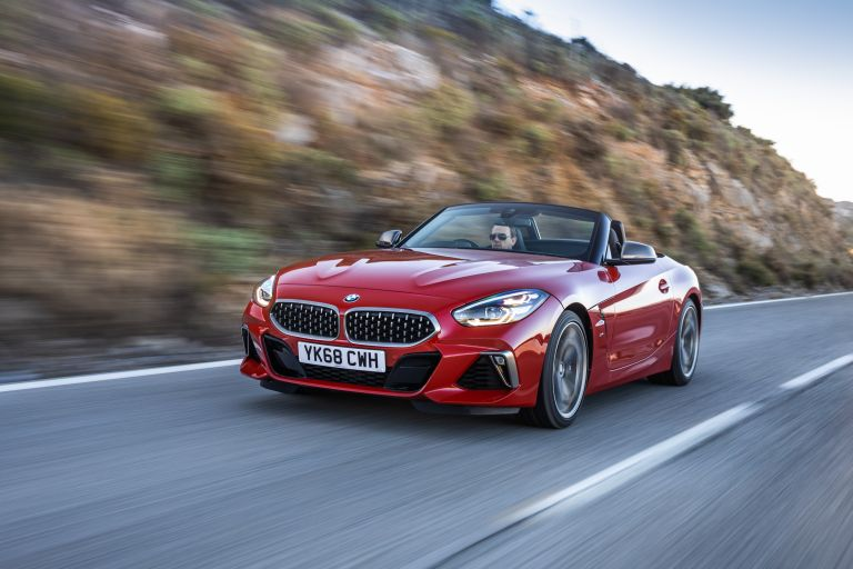 2019 BMW Z4 ( G29 ) M40i - UK version 540088