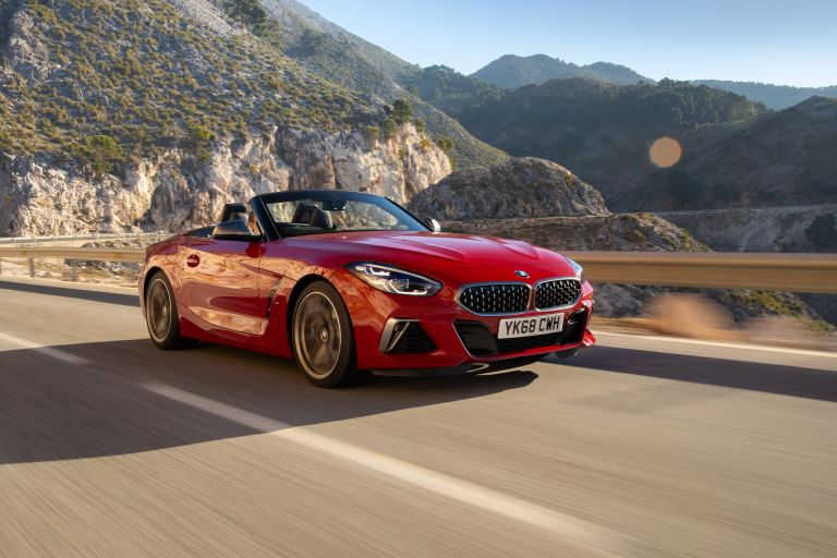 2019 BMW Z4 ( G29 ) M40i - UK version 540095