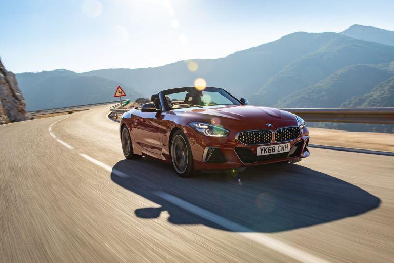 2019 BMW Z4 ( G29 ) M40i - UK version 540096