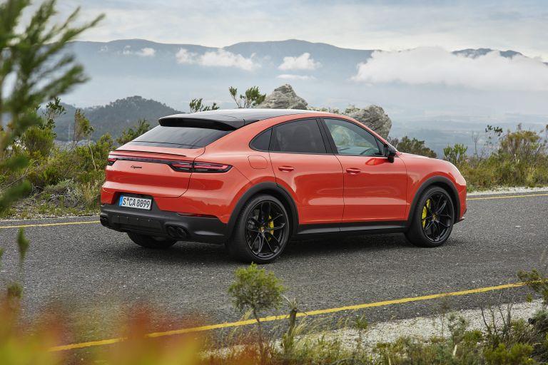 2019 Porsche Cayenne coupé 547763