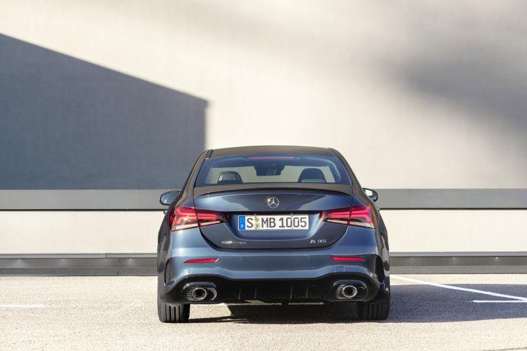 2020 Mercedes-AMG A 35 4Matic saloon 540695