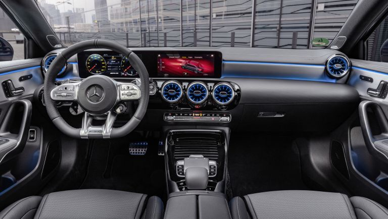 2020 Mercedes-AMG A 35 4Matic saloon 540706