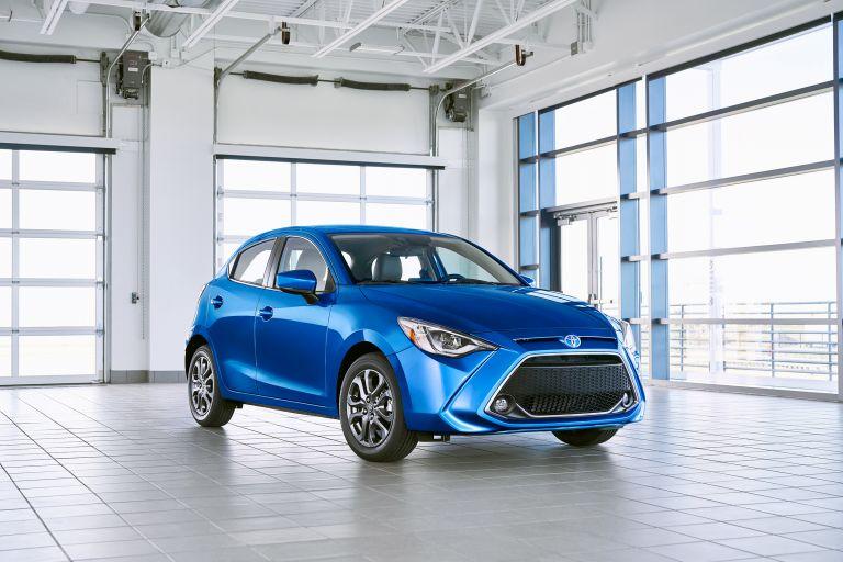 2020 Toyota Yaris hatchback 541113