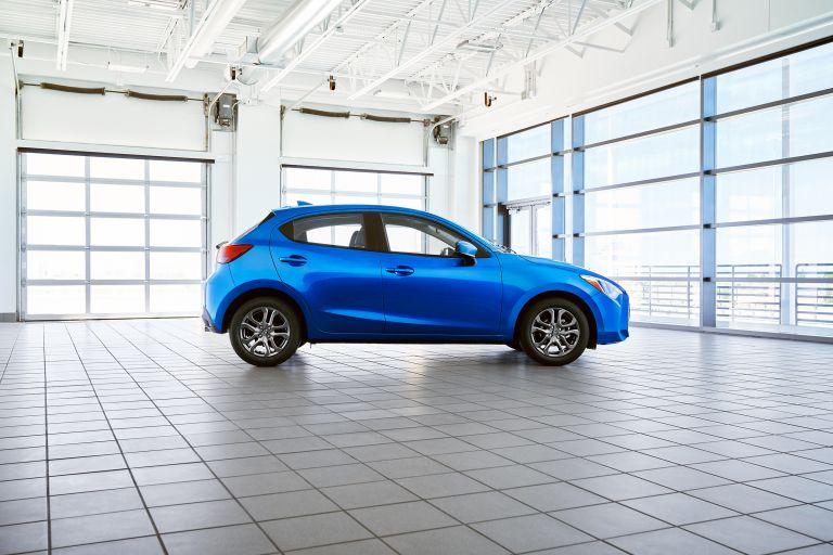 2020 Toyota Yaris hatchback 541115