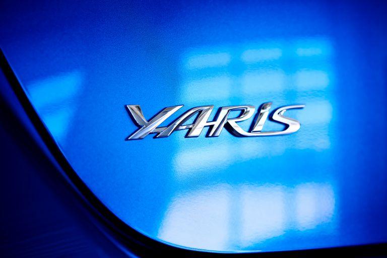 2020 Toyota Yaris hatchback 541121