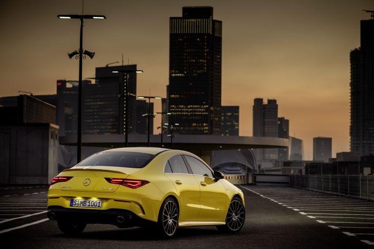2019 Mercedes-AMG CLA 35 4Matic 541469