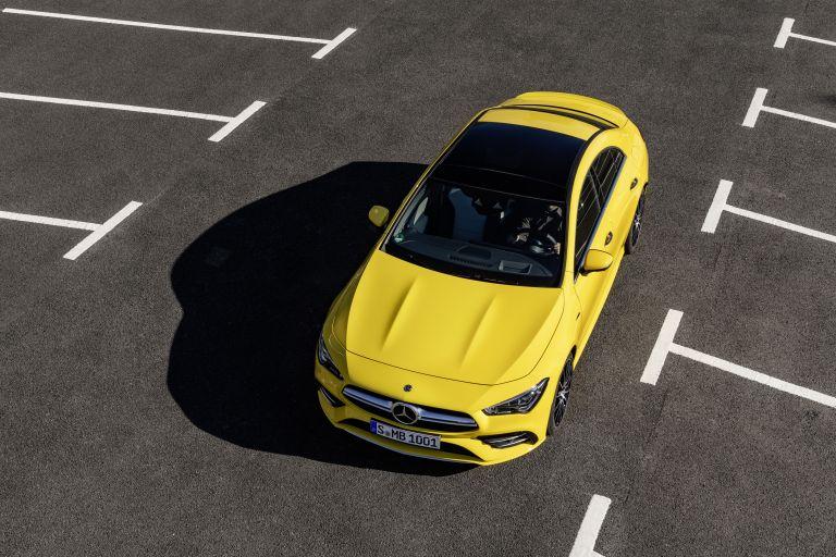 2019 Mercedes-AMG CLA 35 4Matic 541476