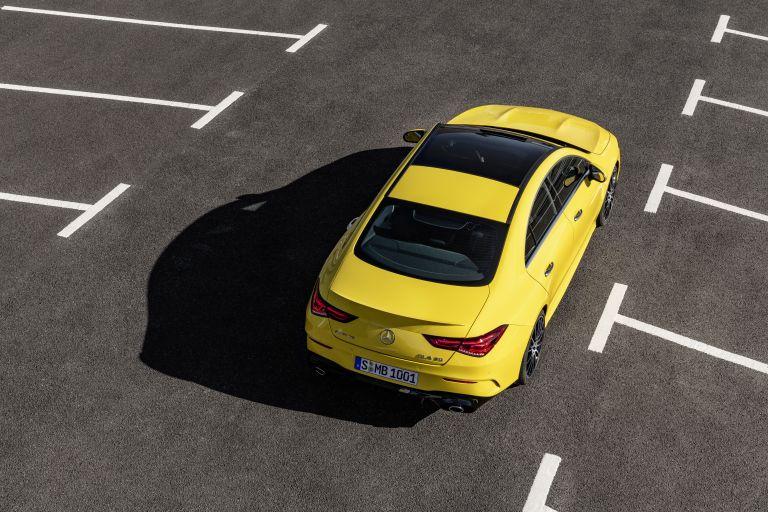 2019 Mercedes-AMG CLA 35 4Matic 541477