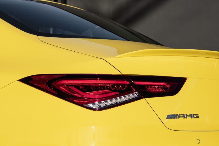 2019 Mercedes-AMG CLA 35 4Matic 541491