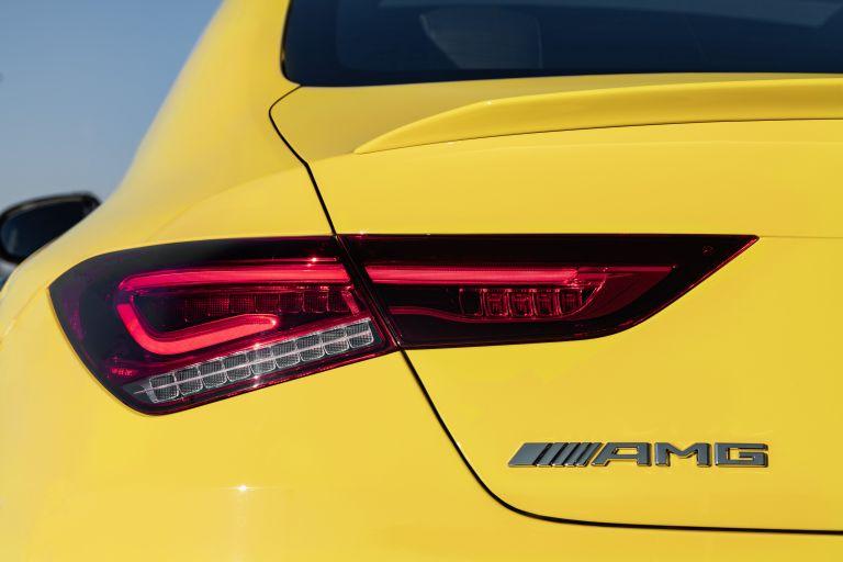 2019 Mercedes-AMG CLA 35 4Matic 541492