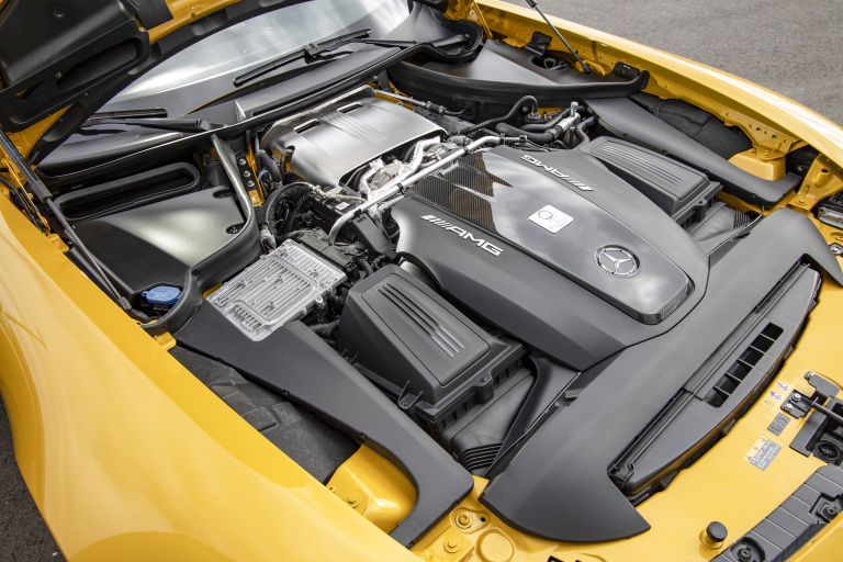 2019 Mercedes-AMG GT S 541559
