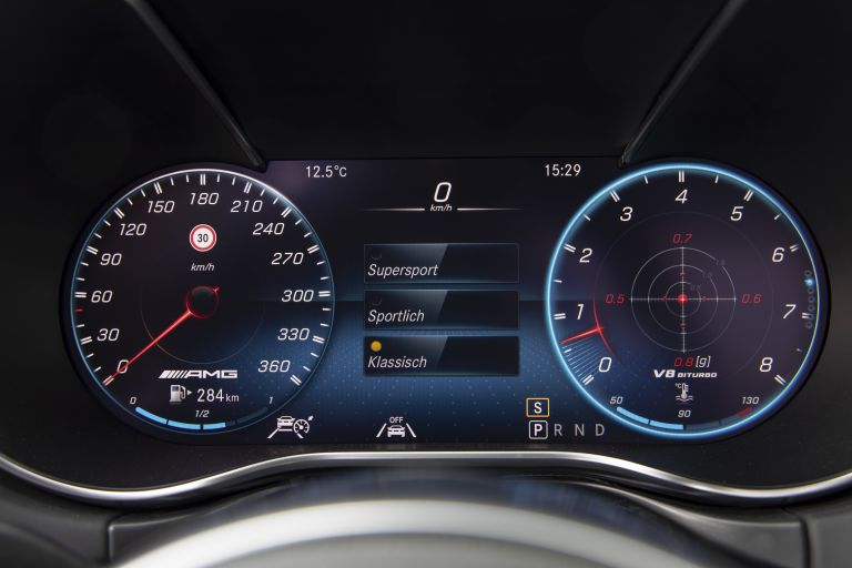 2019 Mercedes-AMG GT S 541570