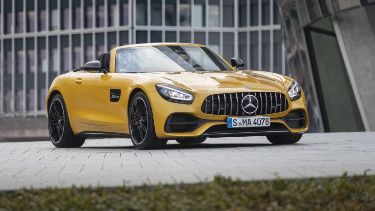 2019 Mercedes-AMG GT S roadster 541576
