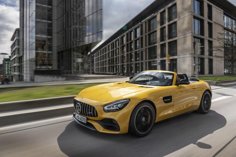 2019 Mercedes-AMG GT S roadster 541584
