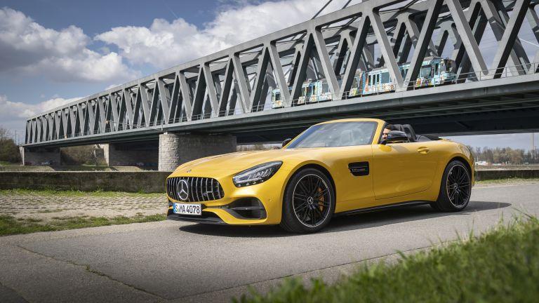 2019 Mercedes-AMG GT S roadster 541586