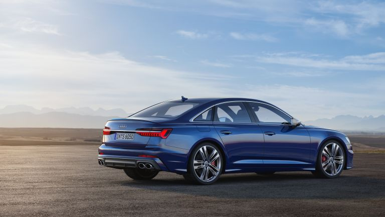 2020 Audi S6 Sedan TDI 542206
