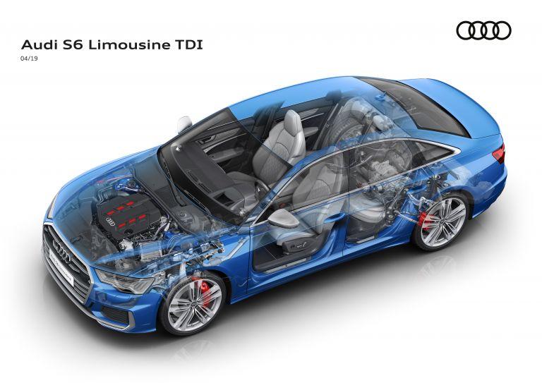 2020 Audi S6 Sedan TDI 542228
