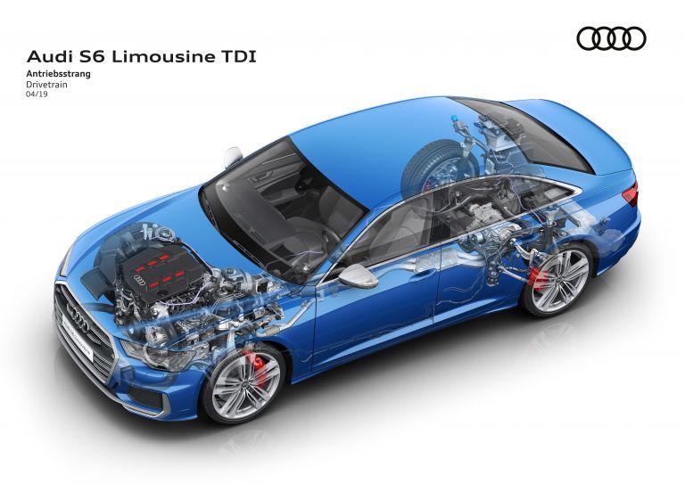 2020 Audi S6 Sedan TDI 542229