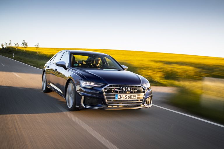 2020 Audi S6 Sedan TDI 546807