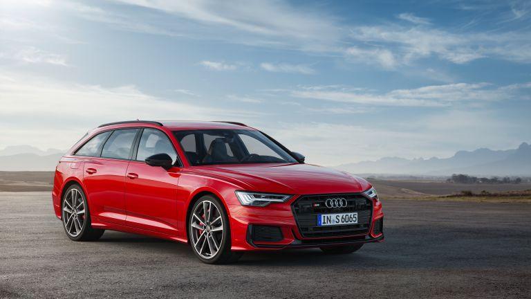 2020 Audi S6 Avant TDI 542245