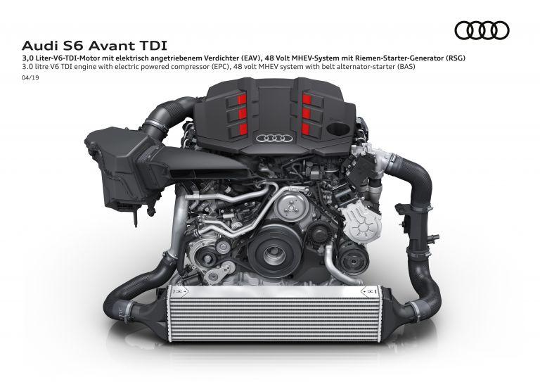 2020 Audi S6 Avant TDI 542253