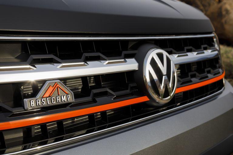 2019 Volkswagen Atlas Basecamp concept 542312