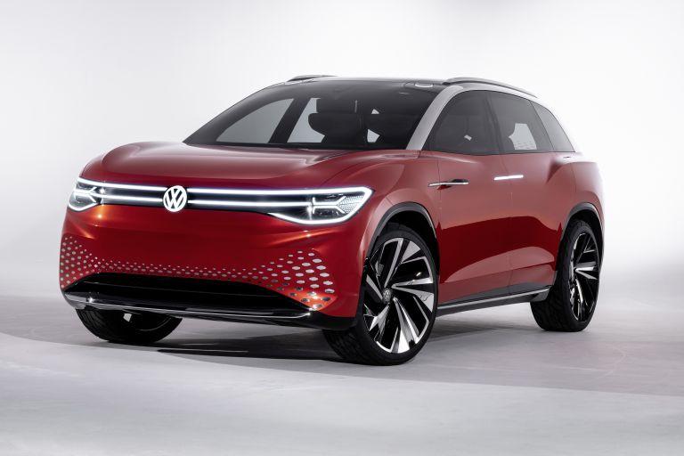 2019 Volkswagen ID. Roomzz concept 542525