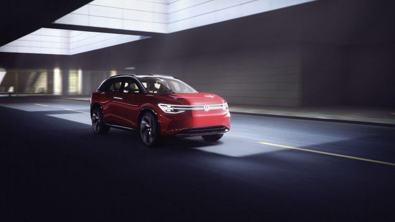 2019 Volkswagen ID. Roomzz concept 542526