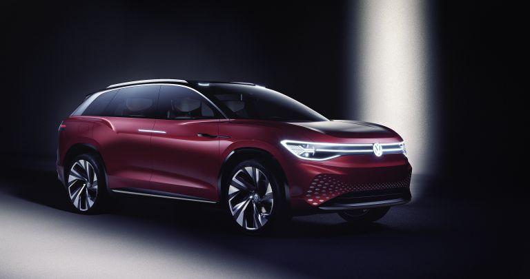 2019 Volkswagen ID. Roomzz concept 542530