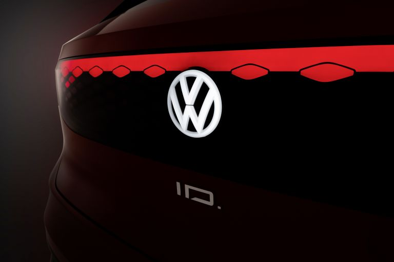 2019 Volkswagen ID. Roomzz concept 542543