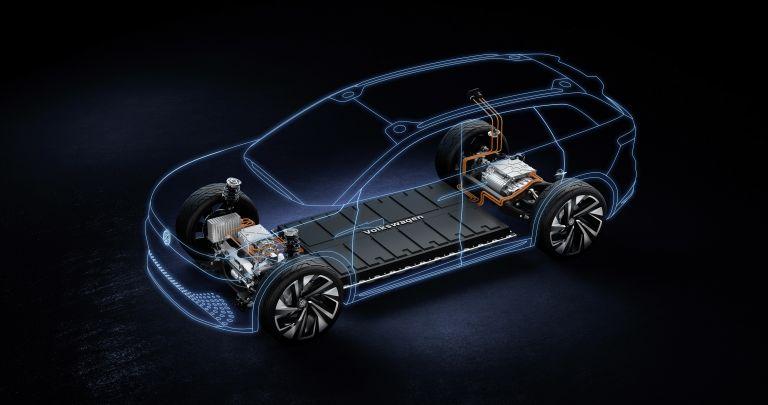 2019 Volkswagen ID. Roomzz concept 542557