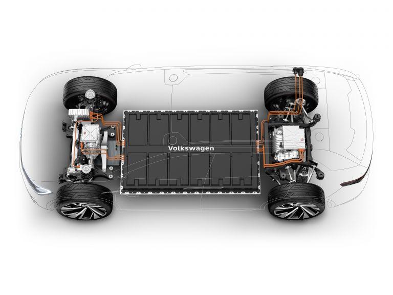2019 Volkswagen ID. Roomzz concept 542561