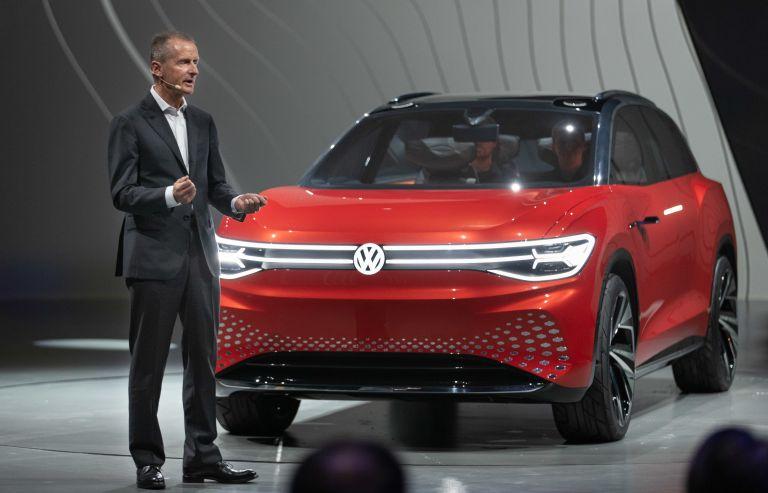 2019 Volkswagen ID. Roomzz concept 542577