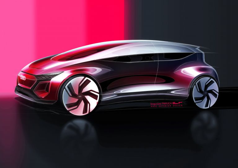 2019 Audi AI:ME concept 542653