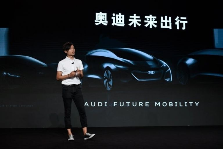 2019 Audi AI:ME concept 573601