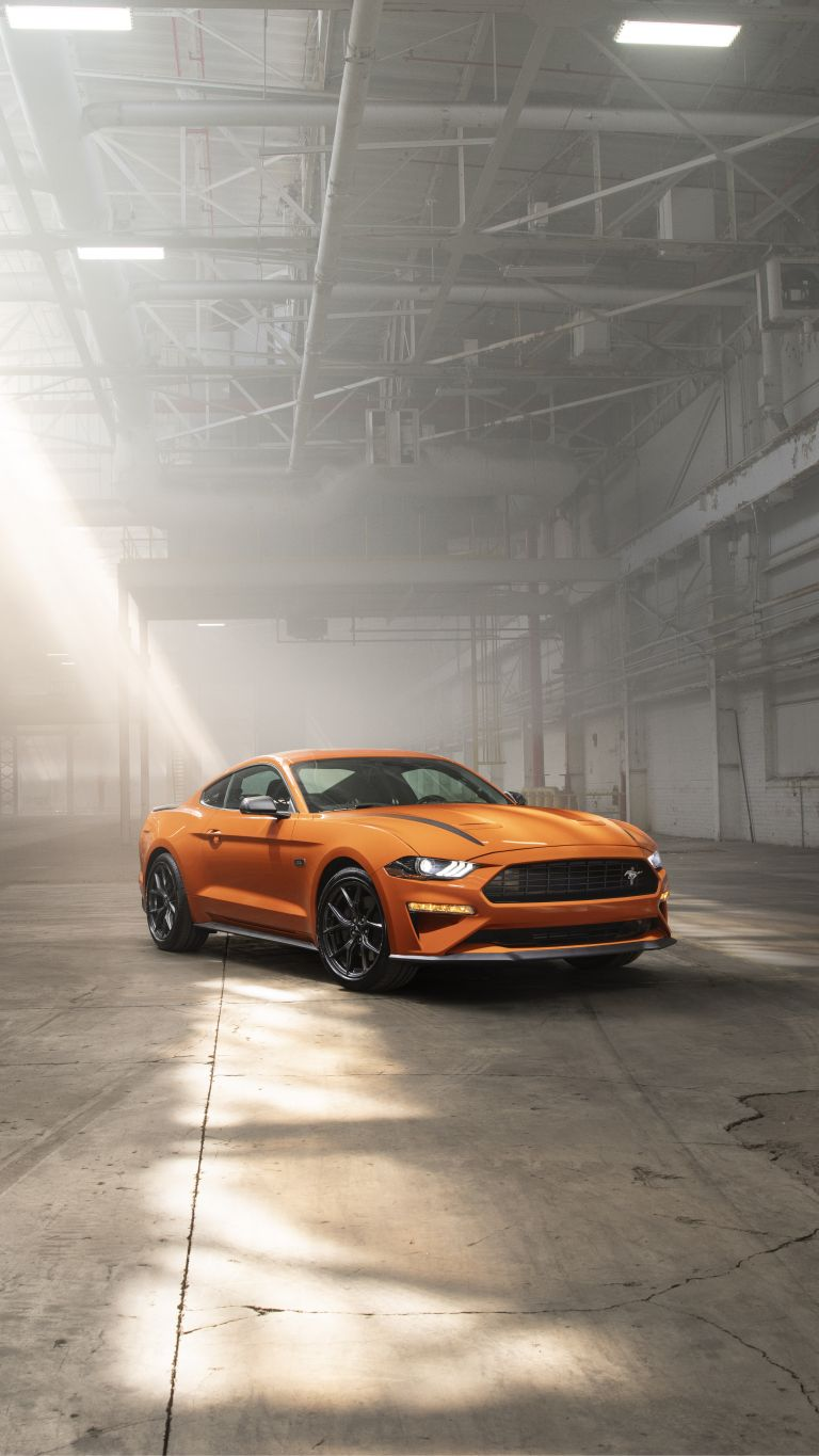 2020 Ford Mustang EcoBoost High Performance Package 542693