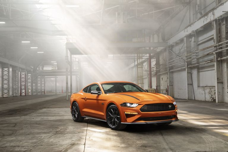 2020 Ford Mustang EcoBoost High Performance Package 542694