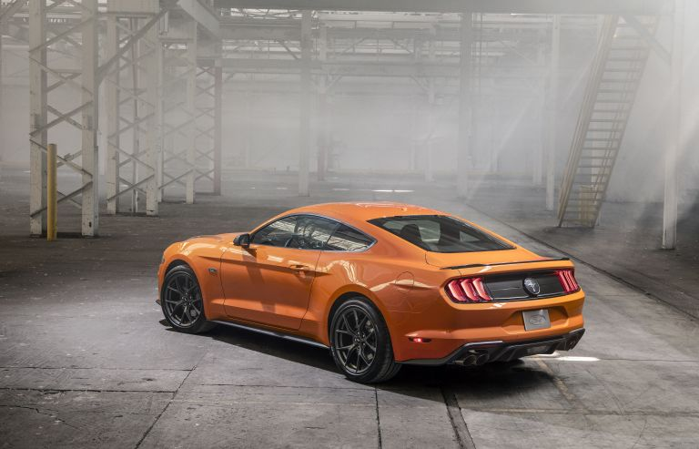 2020 Ford Mustang EcoBoost High Performance Package 542695