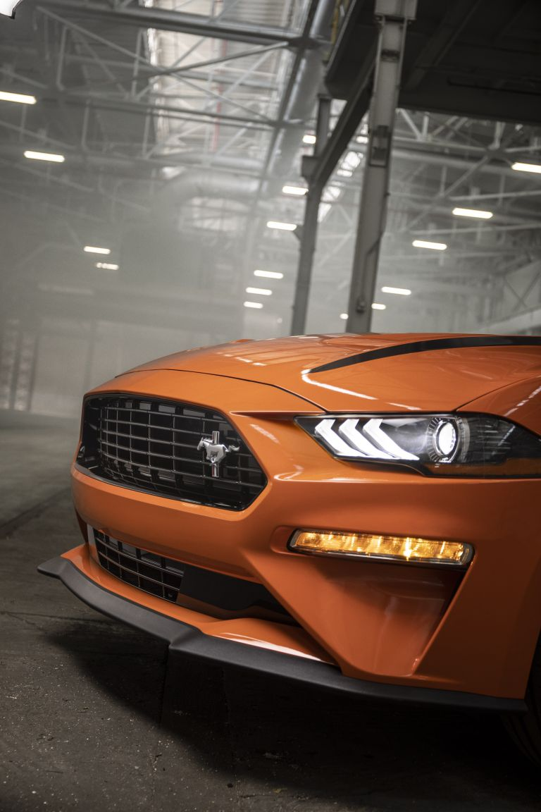 2020 Ford Mustang EcoBoost High Performance Package 542700