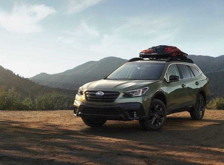 2020 Subaru Outback 543769