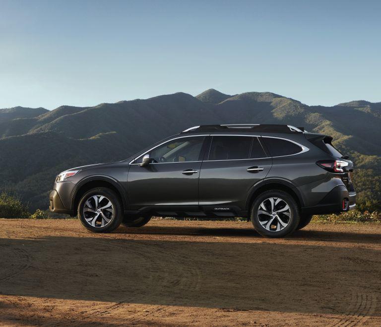 2020 Subaru Outback 543770