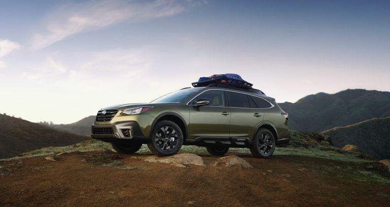2020 Subaru Outback 543774
