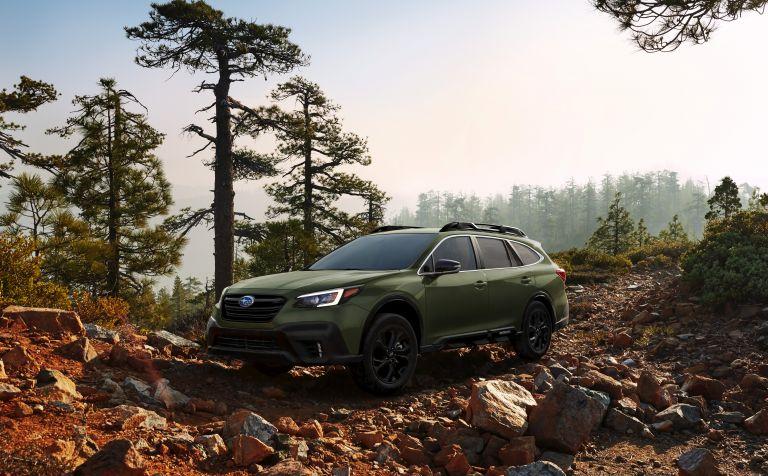 2020 Subaru Outback 543778