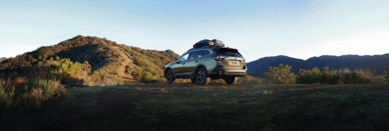 2020 Subaru Outback 543785